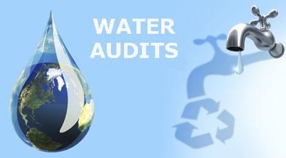 Water Audits from Water Leaks Reapir